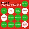 CD ZYX Italo Disco Collection 4 di Various Artists 3CDs
