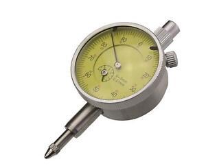 Klein-Messuhr-5-mm-Ablesung-0-01-mm-Genauigkeit-17-m-Aussenring-40-mm