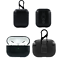 thumbnail 2 - Luxury For AirPods Case Leather Designs Protective Cover Skin For AirPod 1 2 Pro