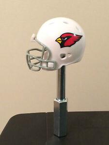 Arizona Cardinals Mini Helmet Nfl Beer Tap Handle Football