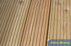 44 x142 mm Terrassendiele<wbr/>n Treppen dielen sibirische Lärche zur Abholg PLZ 31749