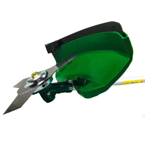 Grünwelt GW-1E40B 2in1 Benzin 1.5 PS 38cm³ Motorsense Rasentrimmer Freischneider
