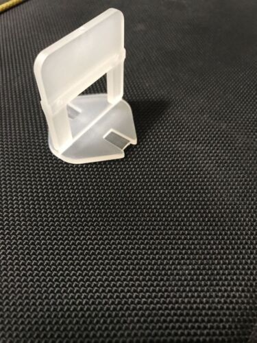 1/8 3mm Tile Leveling System Clips/Wedges 100pcs+ Leveler Spacers Walls Floors