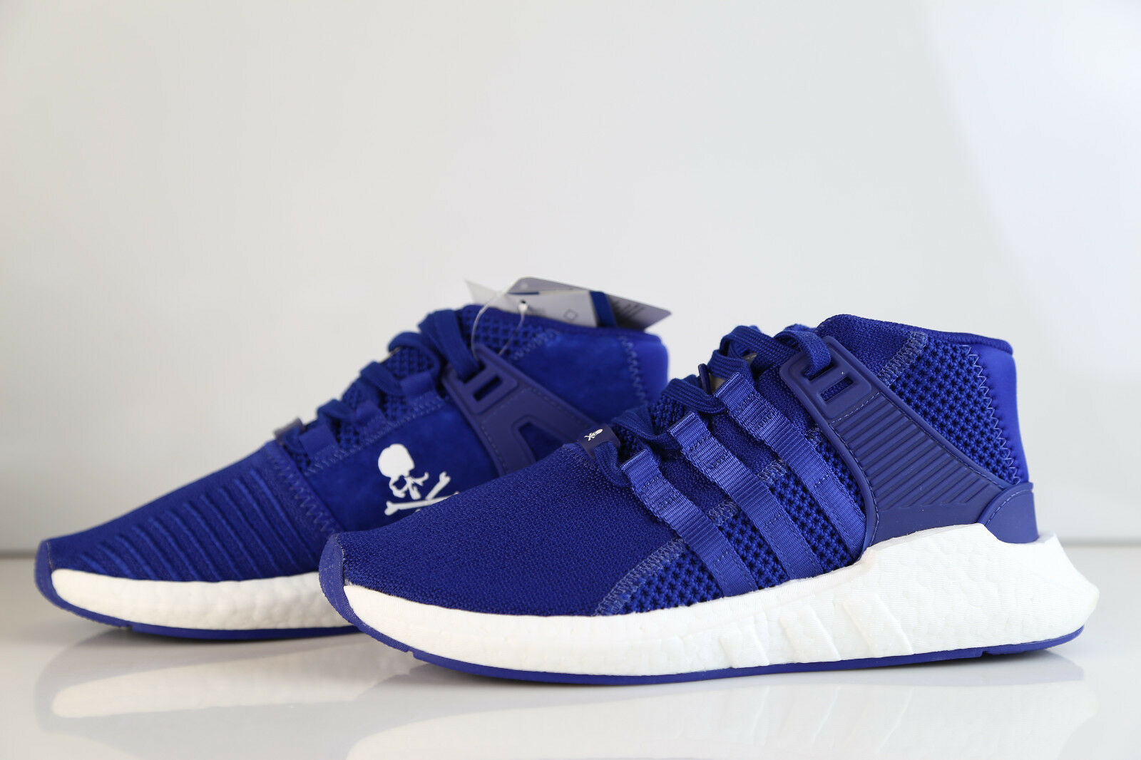 Adidas X MasterMind Japan EQT Support Mid MMW Mystery Ink Blue CQ1825 7-13 boost
