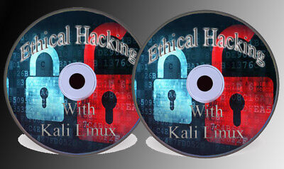 ETHICAL HACKING USING KALI LINUX - A TO Z VIDEO TUTORIAL | eBay