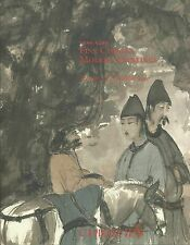 CHRISTIE'S HK FINE CHINESE MODERN ART Baishi Baoshi Daqian Fengmian Catalog 2010