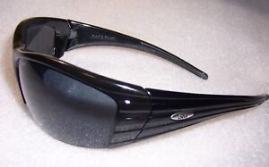 2759a717a0d9 Details about 1 Pair 3M™ Fuel X2 Protective Safety / Sun Glasses Black Tint  Lens. Free Ship.
