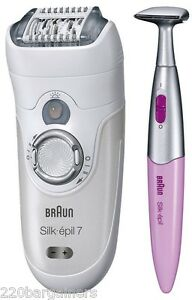 Epilatore Braun Silk-Epil 7281 WD