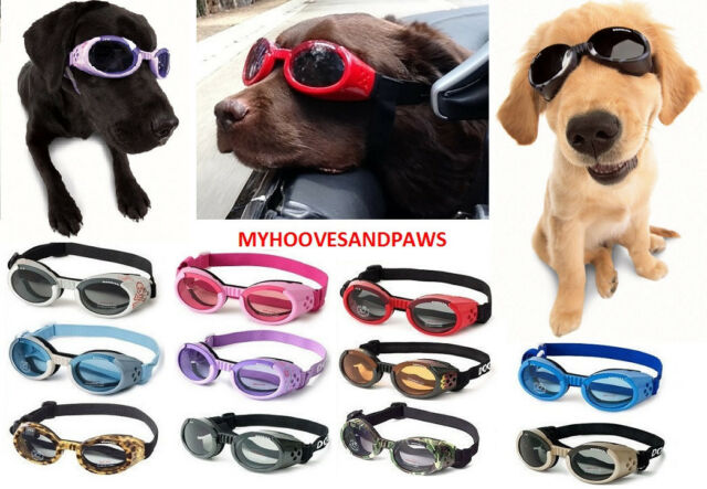 Doggles ILS DOG SUNGLASSES UV NEW EYE PROTECTION LENS K9 SHADES - ON SALE -