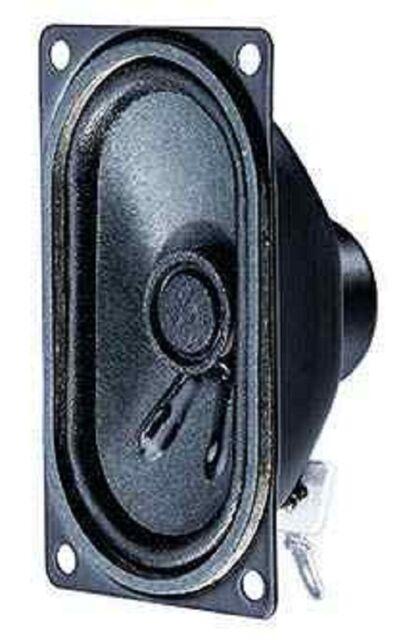 Visaton SC 4.7 ND ovale Haut-parleur à large bande 4 ohms