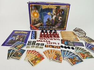 HeroQuest-Wizards-of-Morcar-expansion-BNIB-SEALED-Hero-Quest-ENG-1992