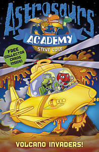 Astrosaurs-Academy-Volcano-Invaders-Book-7-by-Steve-Cole-NEW-Book-FREE-amp-Fa