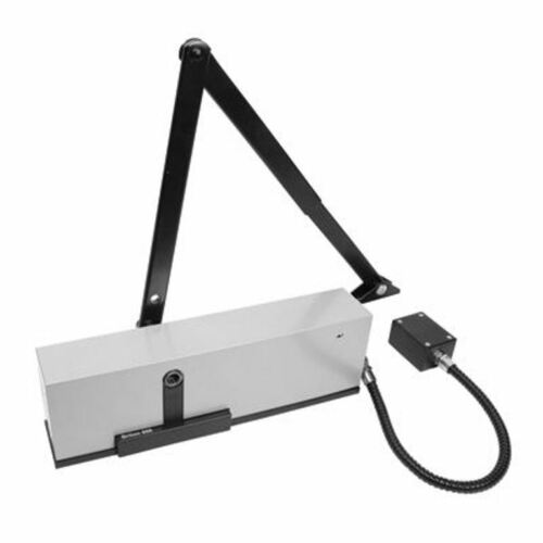 Briton 996 Electromagnetic Door Closer Hold Open Swing Hinge Frame 24VDC Size 3