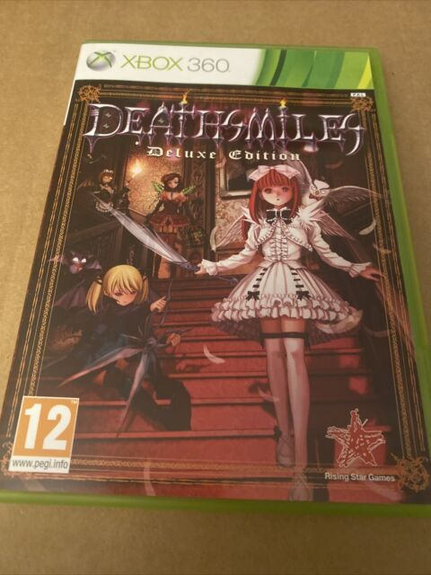 Deathsmiles Edition Deluxe Pal French English Xbox 360