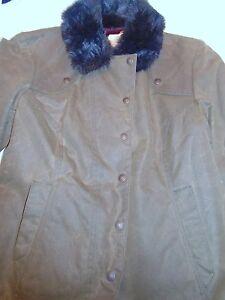 John-Partridge-of-England-Waxed-Cotton-Duffy-Jacket-NWT-US-size-8-UK-sz-12-289