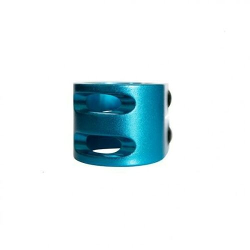 Teal Fasen 2 Bolt Scooter Clamp