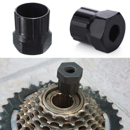 New Bike rear cassette cog remover Cycle repair tool Shimano freewheel socket