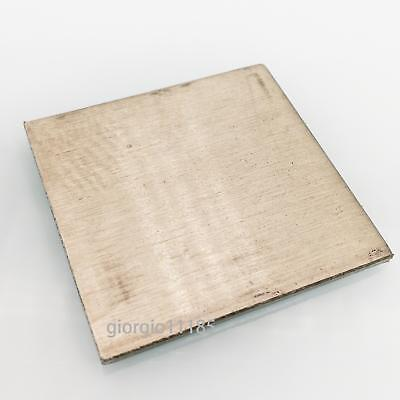 6pcs 0.8 x 250 x 330mm 1060 99.6/% Pure Aluminum Thin Sheet Foil Plate