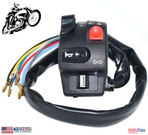 7-8-034-Motorcycle-Handlebar-Switch-Assembly-Headlight-Fog-Light-Push-Button-Switch