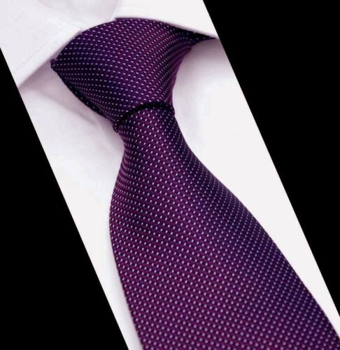 Men/'s fashion polyester classic suits necktie business wedding party formal Ties