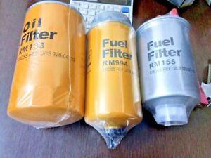JCB Filter 320-04133