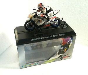 Qq H 6011 Superslot Moto Aprilia Et 99 Jeremy Mcwilliams R Scalextric Ru