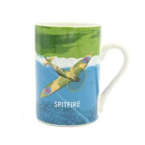 Military-Heritage-Aircraft-Mug-Spitfire-Lancaster-The-Red-Arrows