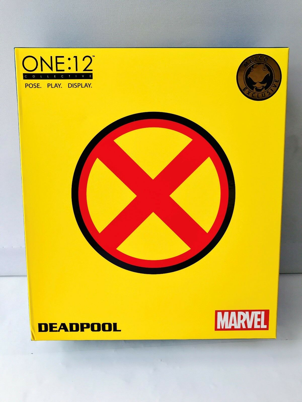 ONE 12 Collectif X-Men Deadpool Action Figure MEZCO SDCC 2017 Exclusive MARVEL