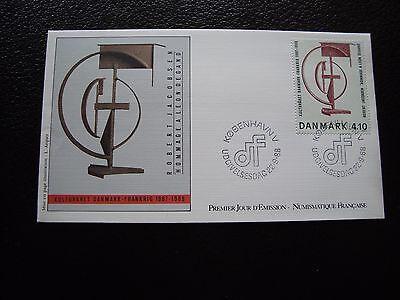 Dänemark Tag 22/9/1988 Dänemark Umschlag 1 cy90