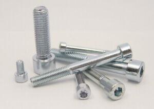 ISO 4762 Zylinderschraube DIN912 8.8 M4x8 Pack=500 Stück