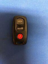Estojo Novo Shell Original Mazda 3 6 Controle Remoto Entrada Sem Chave FOB Transmissor KPU41704