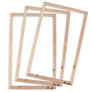 New Wooden Frames Set for Canvas wall art painting/pictu<wbr/>res/stickers/d<wbr/>ecals