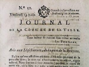 Chevalier-de-Malte-1791-Duc-d-Orleans-Barnave-Mirabeau-Royaliste-Lansberg-Paris