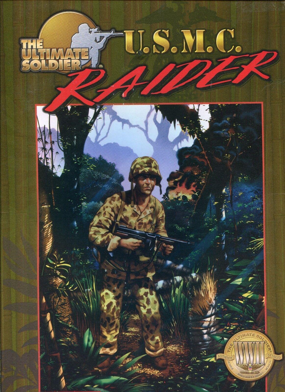 WW2 Marine 1/6 Raider - Solomon Islands  1/6 Marine  21st Century a76167