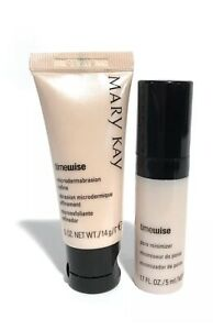 Mary Kay Microdermabrasion Plus Travel Set With Pore Minimizer