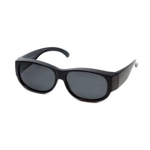 Womens Polarized Fit Over Cover Sunglasses Wear Rx Driving Outdoor NON BULKY