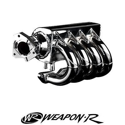 Weapon R Intake Manifold Polished Fits Scion 2003 - 2006 Xb 501-112-108