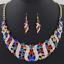 Fashion-Elegant-Women-Rhinestone-Crystal-Choker-Bib-Statement-Pendant-Necklace thumbnail 17