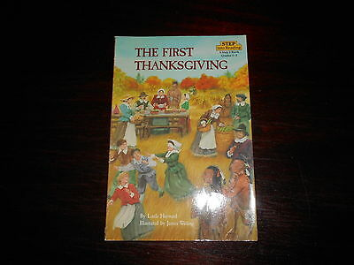 The First Thanksgiving home school Pilgrim