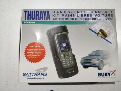 Thuraya hands free car kit