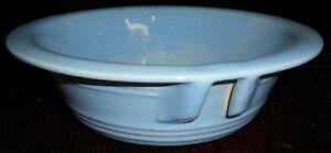 Pacific-Pottery-HOSTESS-WARE-Light-Blue-BAKER-BOWL