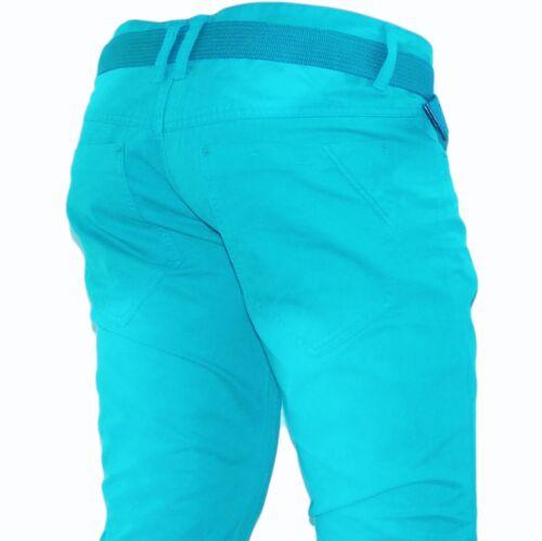 Hommes Jeans skinny pantalon nouveau Clubwear Design Jeans tubes jeans loisirs pantalons