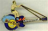 Hard Rock Cafe LOUISVILLE 2005 People of Kentucky Series - Lake Skier PIN #27018