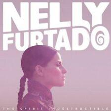 "NELLY FURTADO ""THE SPIRIT INDESTRUCTIBLE"" CD NEU"