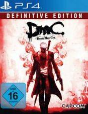 Playstation 4 DmC Devil May Cry Definitive Edition Deutsch Top Zustand
