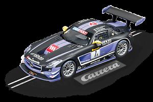 TOP-Tuning-Carrera-Digital-124-Mercedes-SLS-AMG-GT3-034-Erebus-034-wie-23812