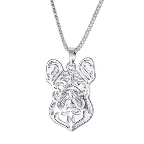 Puppy Pug Bulldog Shepherd Dog Pomeranian Necklace Jewellery Rottweiler Gift New