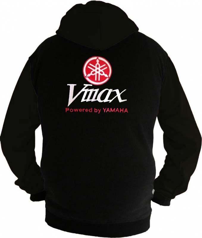 Yamaha Vmax 1200 Fan Kapuzenjacke Sweatshirt  Hoodie Lieferz. ca. 8 Tage