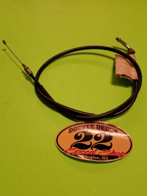 Throttle Cable B Close For Honda CB 750 K Four 1969-1976