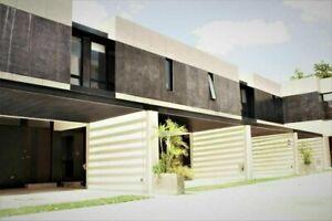 Casa en Renta en tipo TH en privada Temozon Norte